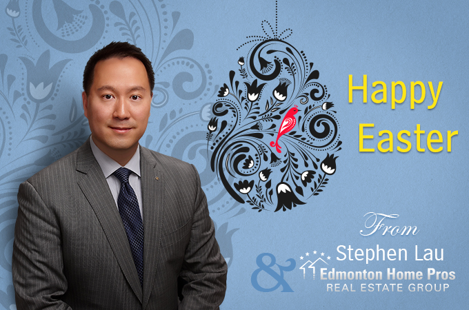 Easter- Edmonton Homes | Stephen Lau
