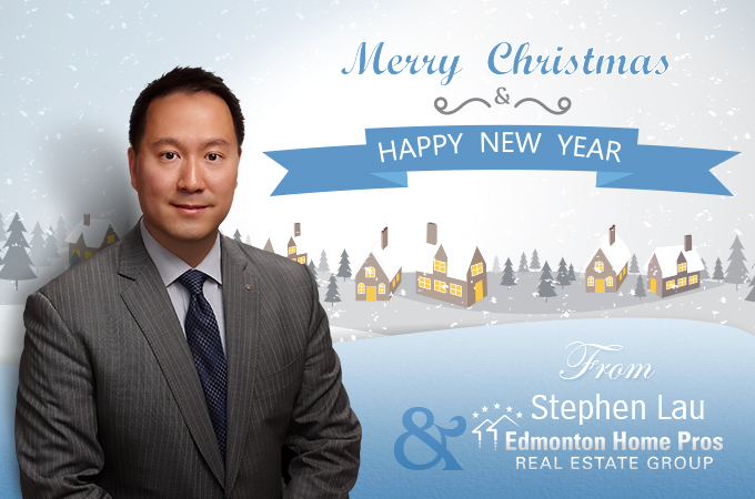 Stephen Lau Christmas Card 2014